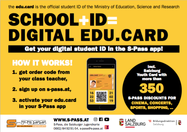 digital student ID